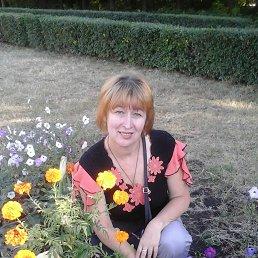 Мила, 56 лет, Красный Луч