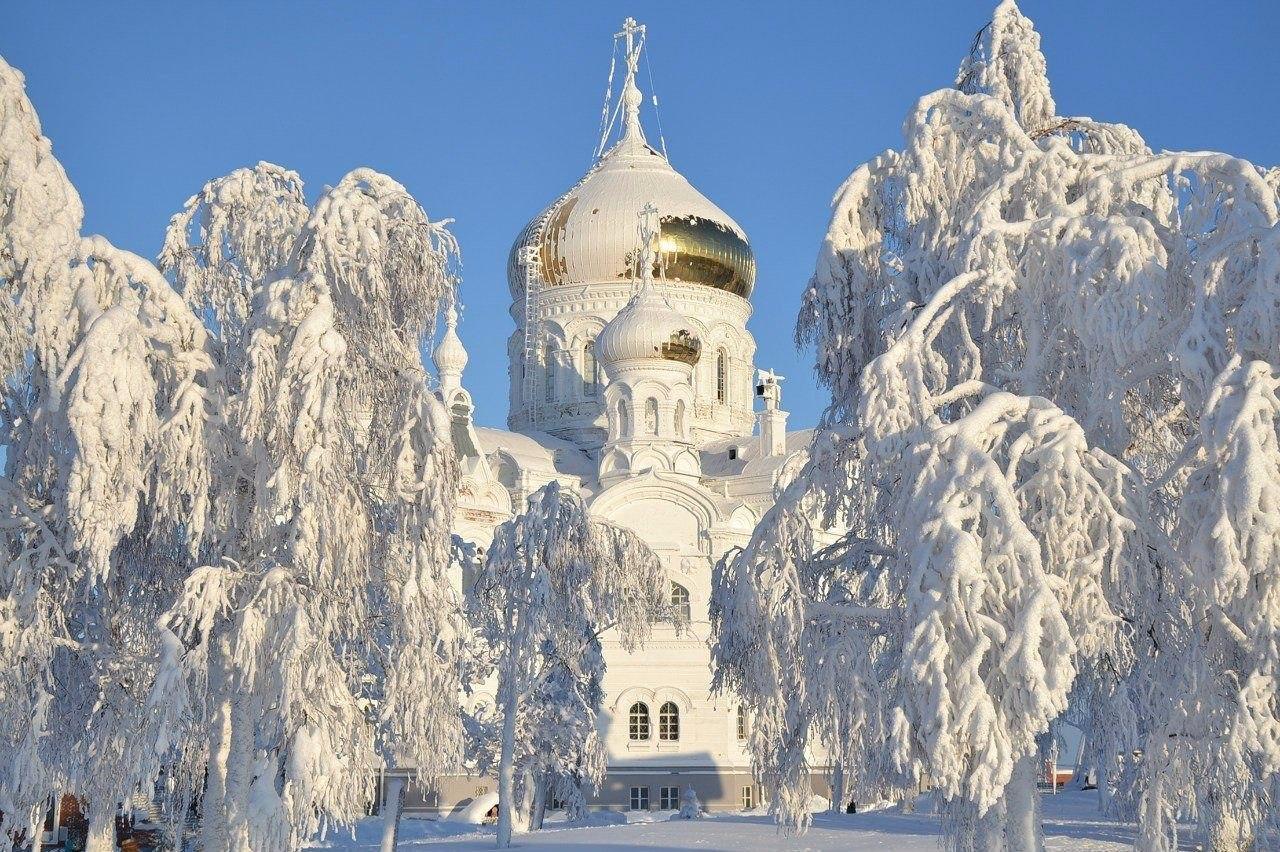 Белогорский монастырь, Пермский край, Россия