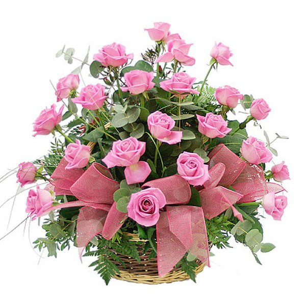Открытка букет цветов для подруги