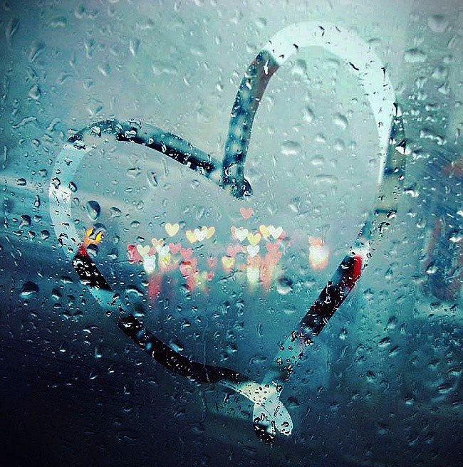 фото эту я люблю дождь красивые картинки дно