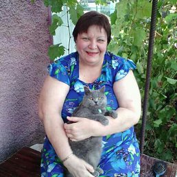 Наталья, Авдеевка, 66 лет