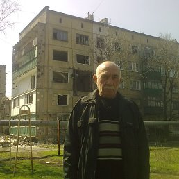михаил, 65 лет, Дебальцево