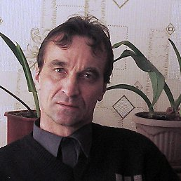 Николай, 55 лет, Попасная