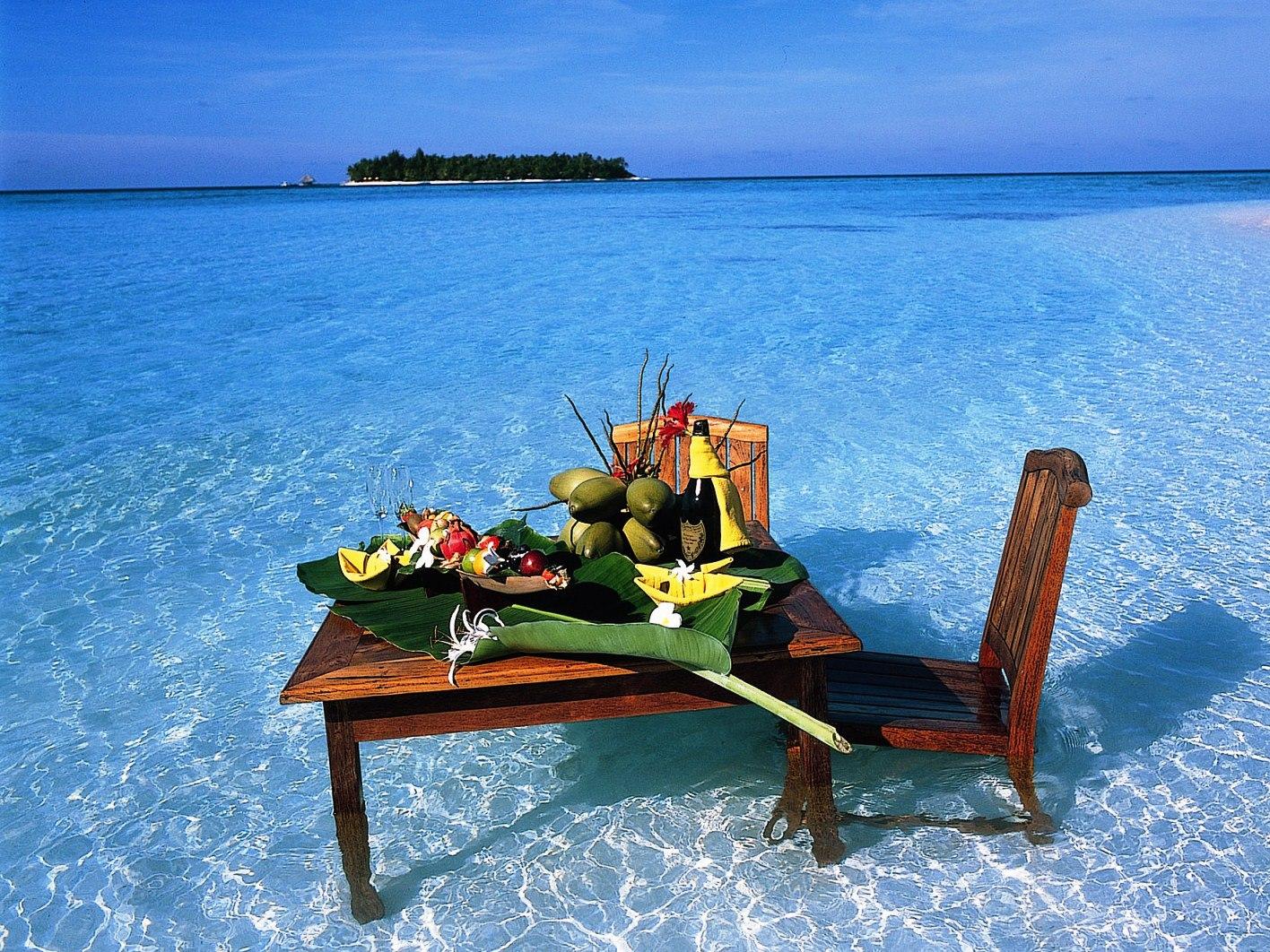 Оригинальные поздравления остров нежности фото