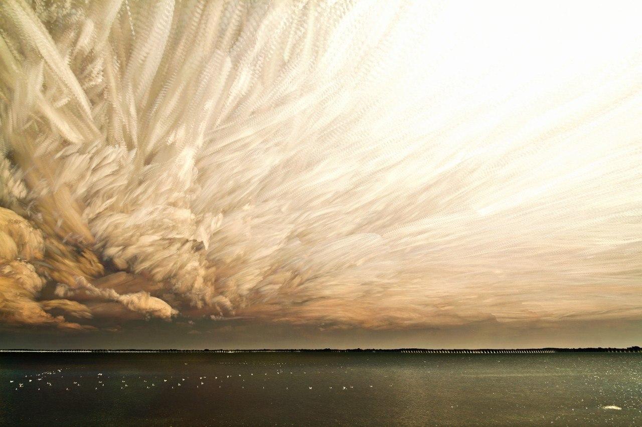 Необыкновенные картинки о небеса