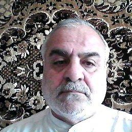 Эдуард, 60 лет, Геническ