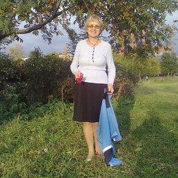 Валентина, 64 года, Марганец
