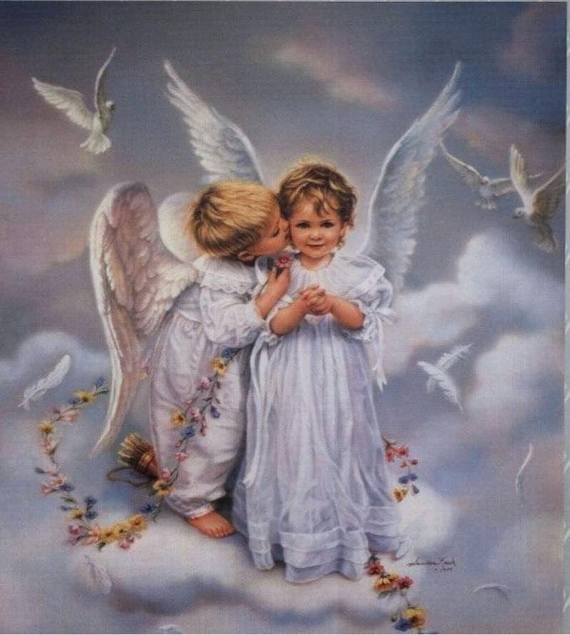 Смотреть картинки с ангелом