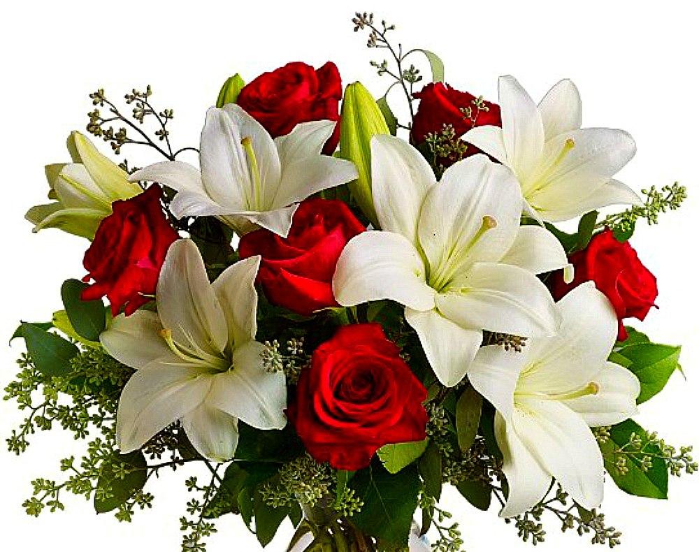 Поздравление с днем рождения в картинках цветов лилии, рисунки смешные