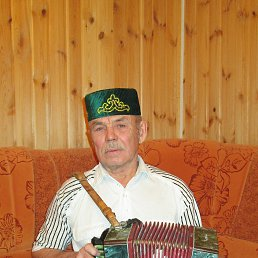 фарук, 64 года, Лаишево