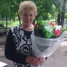 Ольга, 66 лет, Харцызск