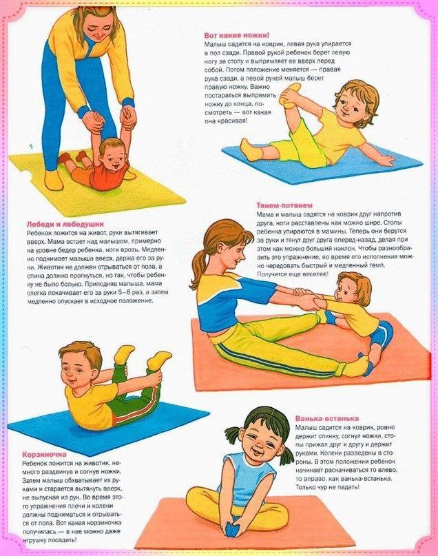 серьги упражнения в картинках для малышей просто никогда никому