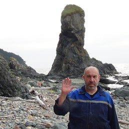 владимир, 57 лет, Славянка