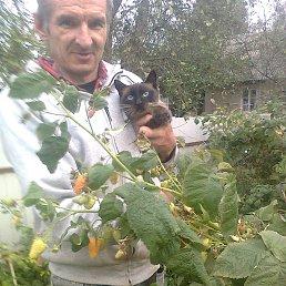 олег, 50 лет, Коростышев