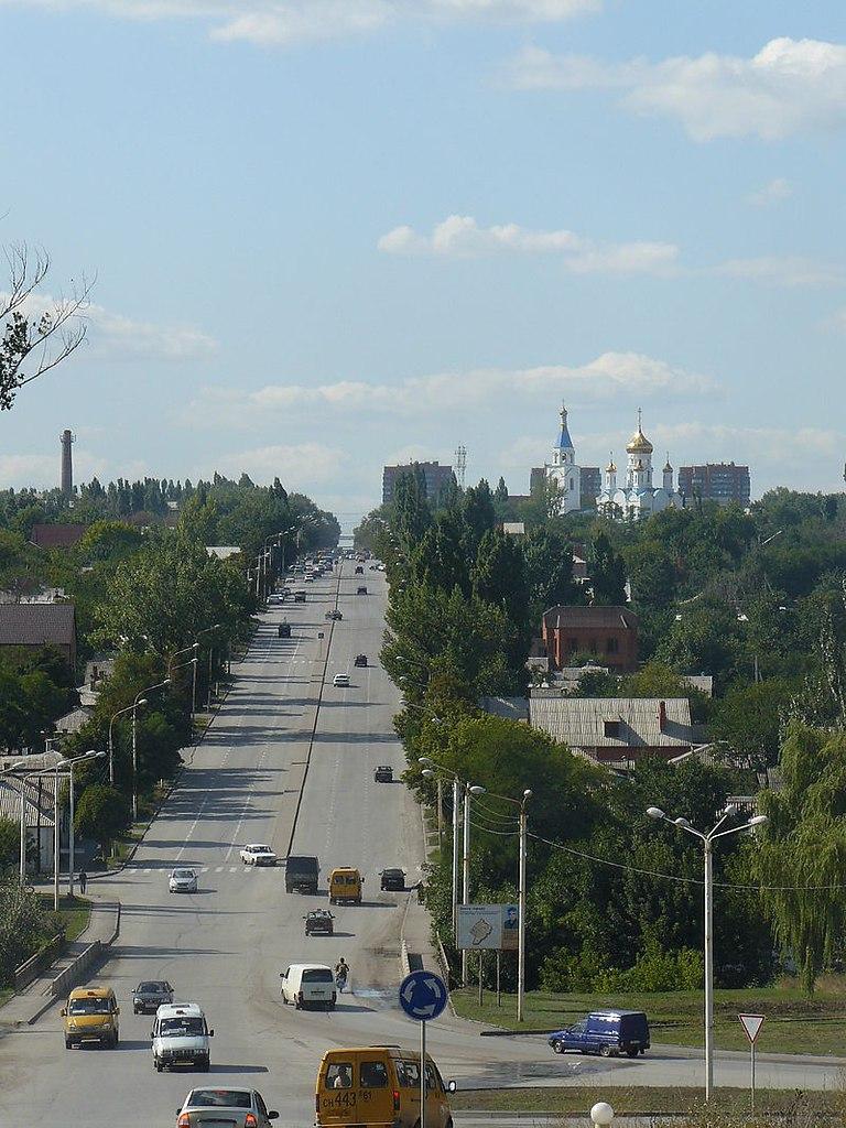 фотографии города шахты ростовской области питанию обычно