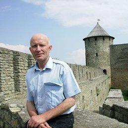Николай, 64 года, Ивангород