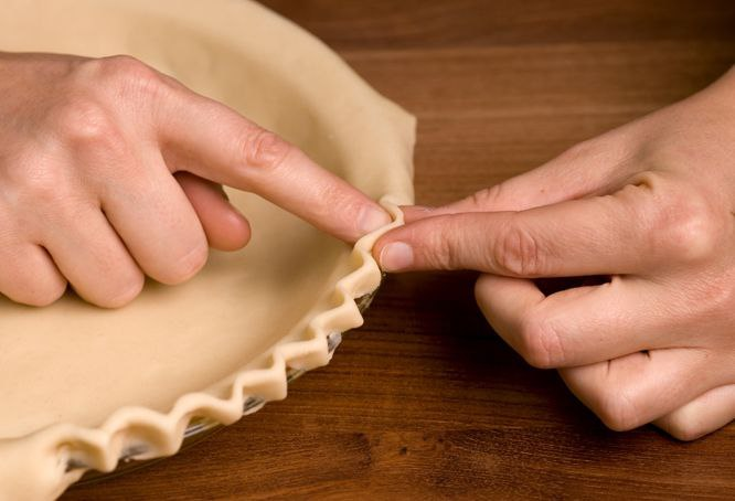 6 способов украшения краёв пирога. И ваши гости будут в восторге