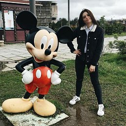 Карина, Париж, 21 год