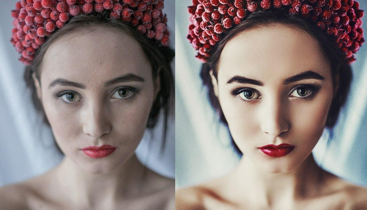Модные тенденции обработки фото