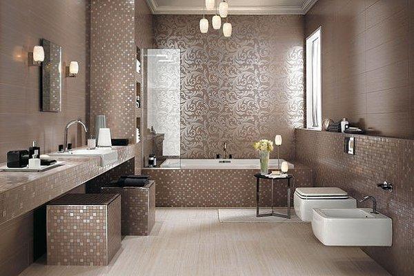 Как выбрать качественную и модную плитку для ванной или другой комнаты в доме?