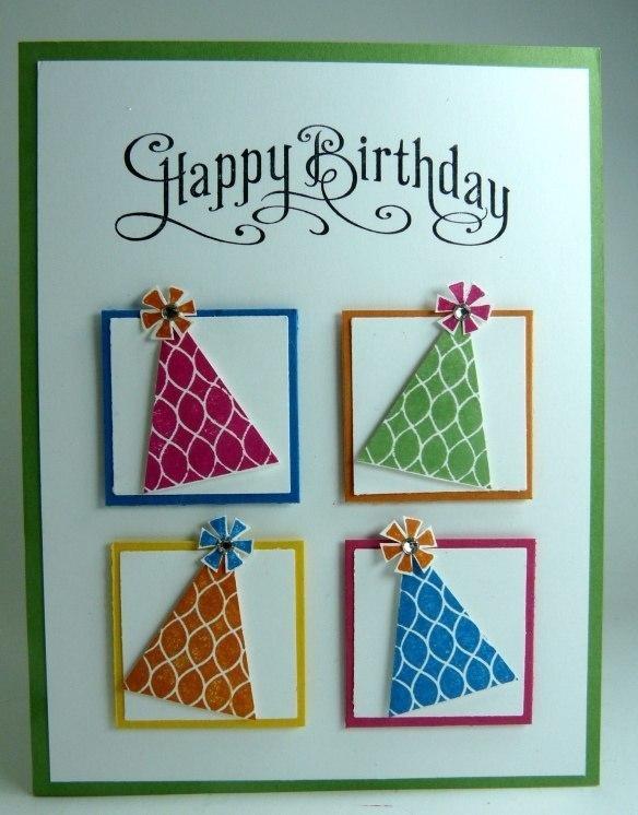 Сделать открытку на юбилей своими руками, тортом открытки