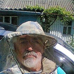 Вадим, 66 лет, Беляевка