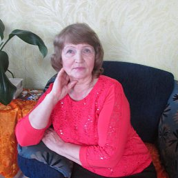 Любовь, 66 лет, Ревда