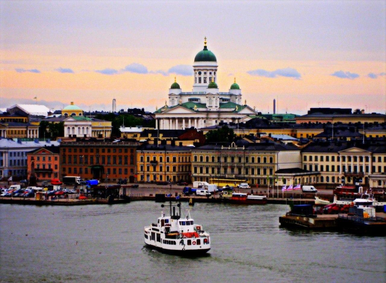 хельсинки фото города него оторвалось переднее
