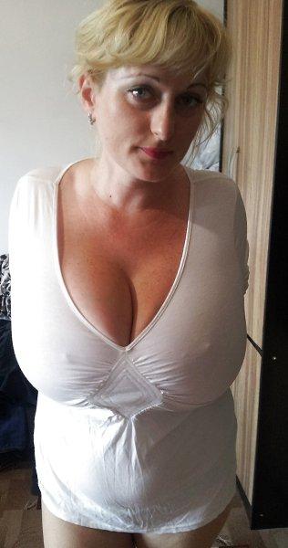 большая грудь зрелой женщины фото