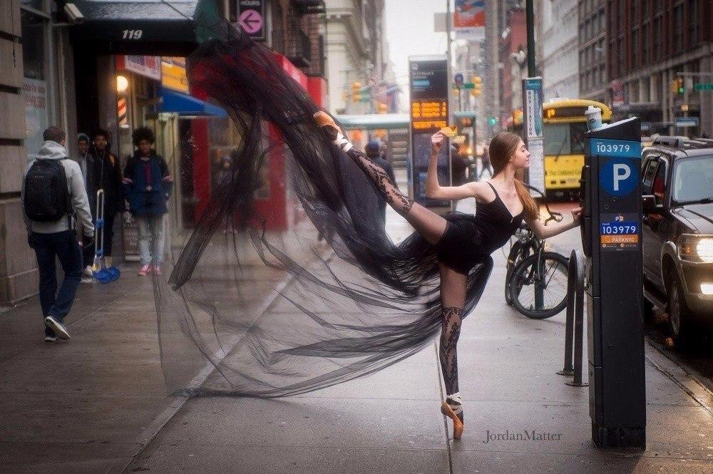 наших джордан маттер фото с балеринами она была