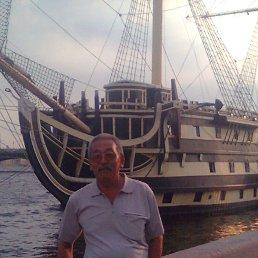валера, 62 года, Лагань