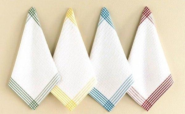 Отстирываем кухонные полотенца без труда! Хорошая хозяйка любит чистоту и порядок. Но с въевшейся ...