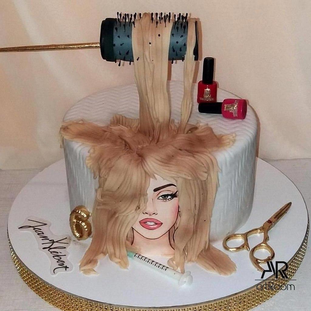 Поздравление с днем рождения хозяйку парикмахерской