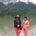 Абхазия, озеро рица из альбома «Мои фотографии»