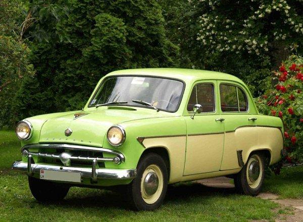 Фото цветные советские автомобили такие