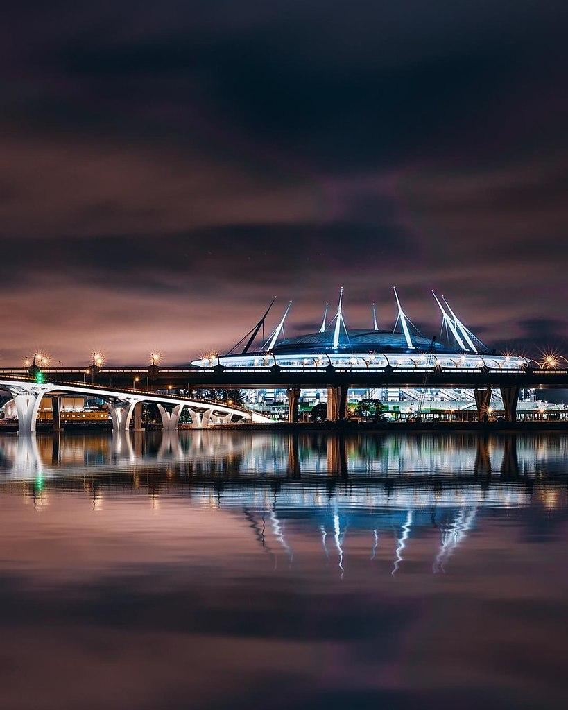 тех яхтенный мост фото закрытый