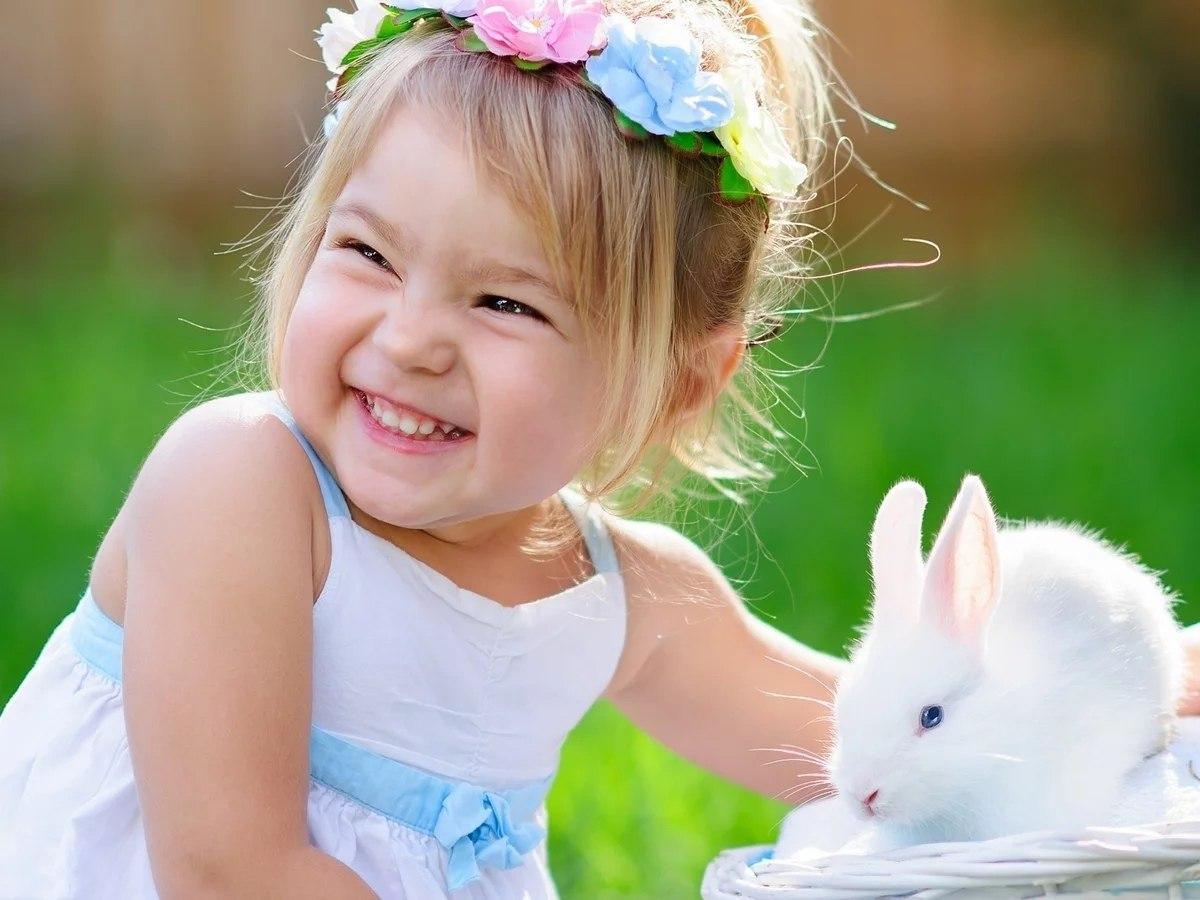 для красивы картинки с детьми земляника