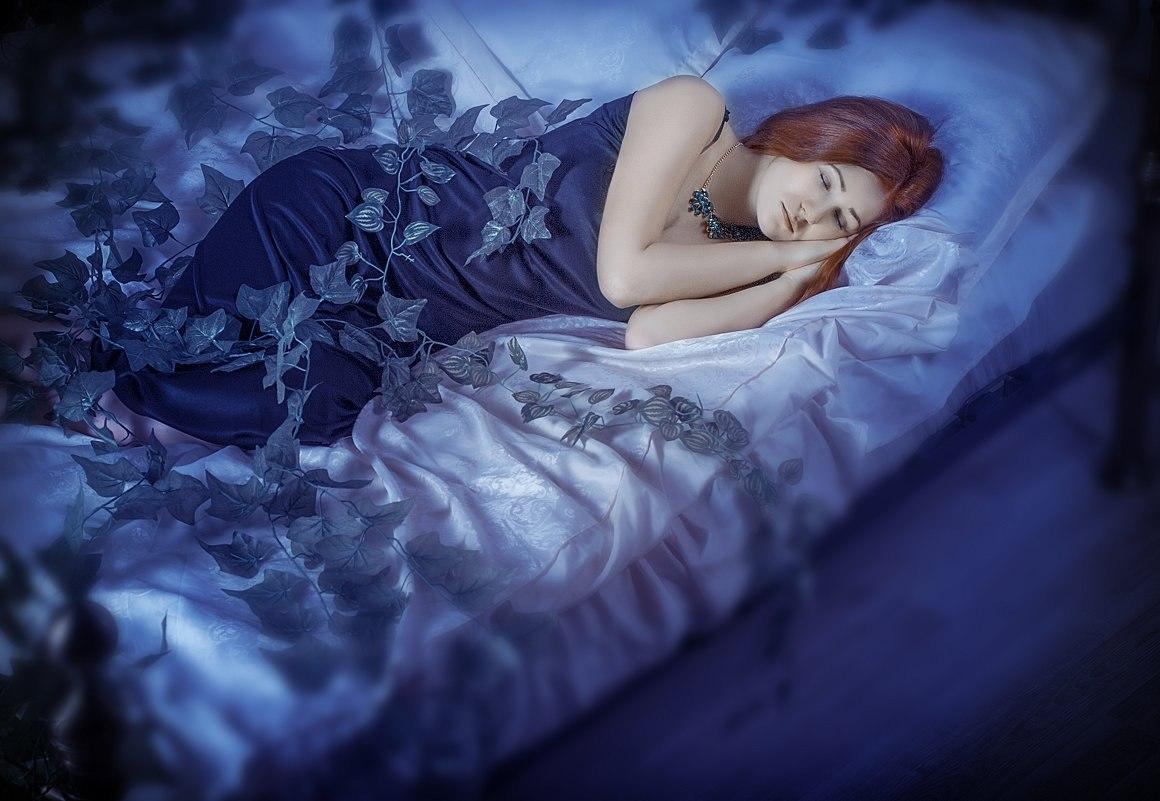 Сон видеть красивые картинки