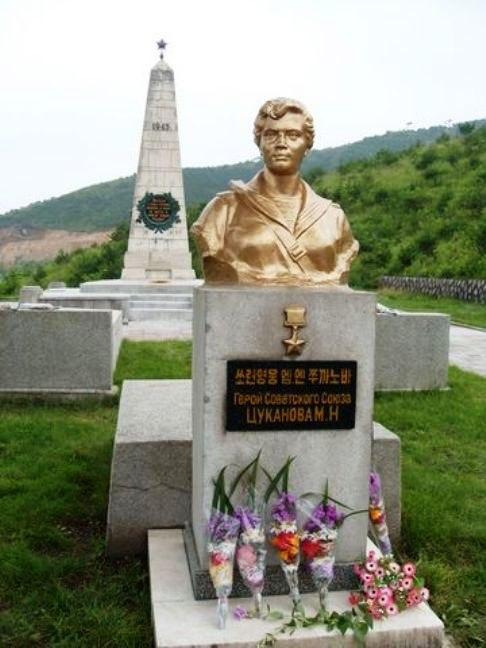 Во Владивостоке почтили память Героя Советского Союза санинструктора Марии Цукановой