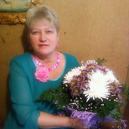 Галина, Москва, 61 год