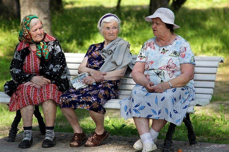 Для, прикольные картинки двух бабушек