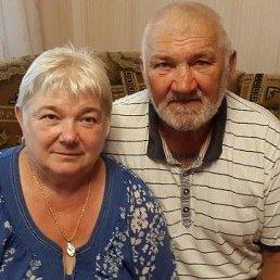 Валентина, 65 лет, Городок