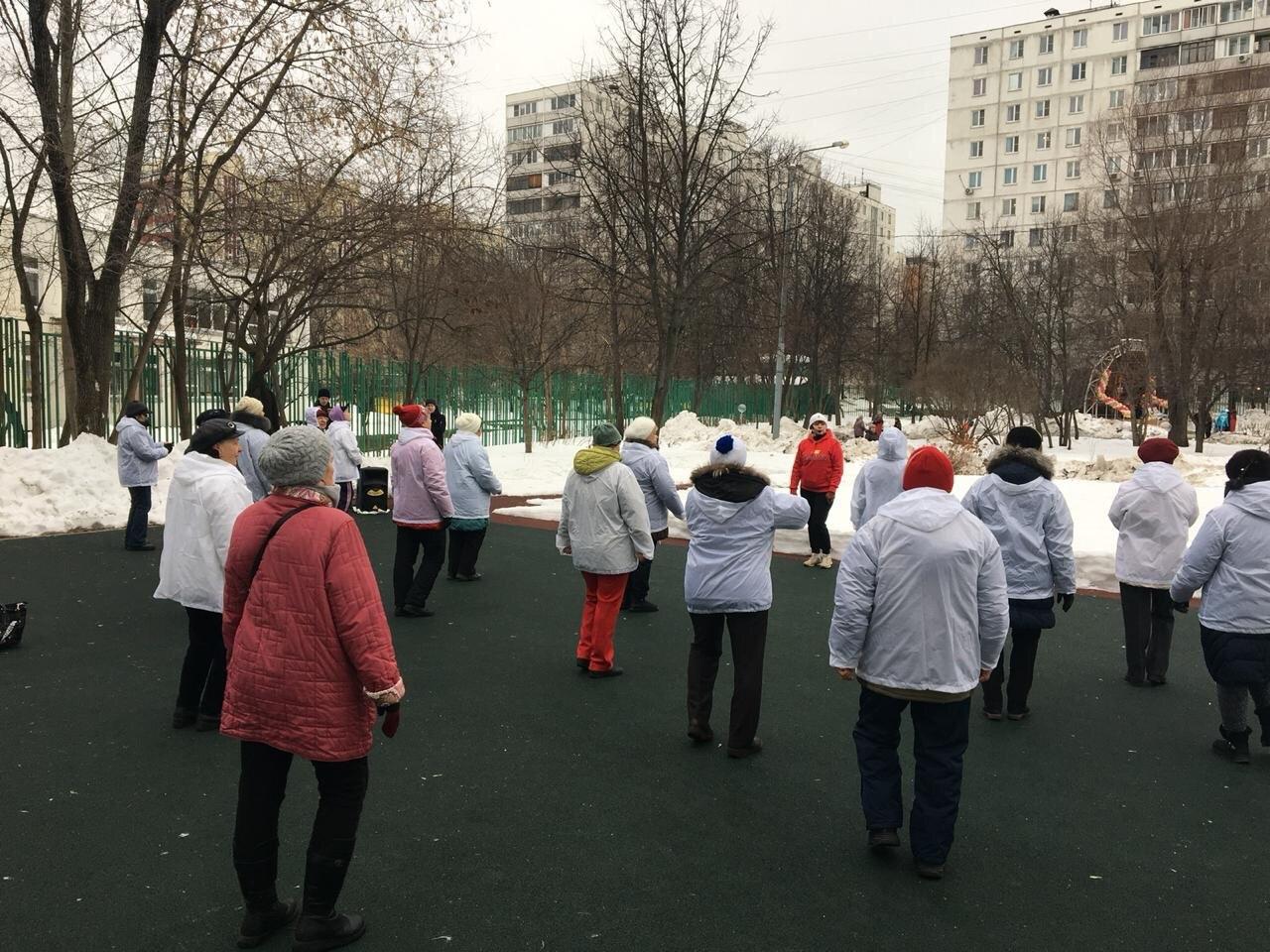 Сотрудники ГБУ «ЦДС «Олимп» приняли участие в открытии ГБУ ТЦСО «Южное Медведково».
