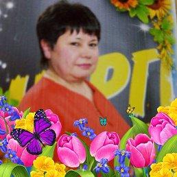 Роза, 60 лет, Ревда