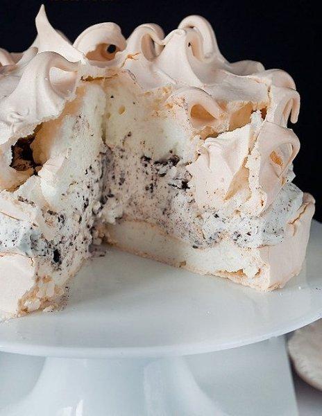 безе для торта рецепт с фото полотне