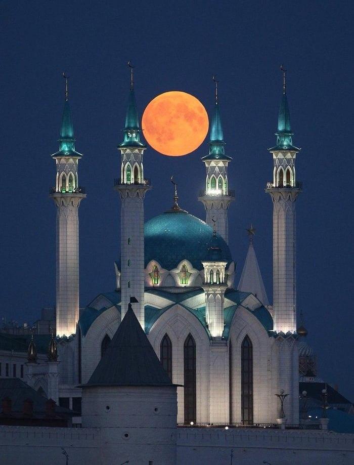 его красивые картинки на аву мечеть тех