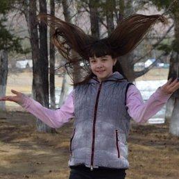 Вика, 16 лет, Иркутск