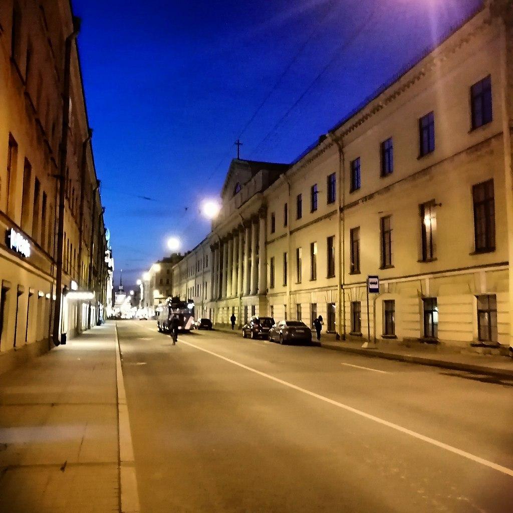 гороховая улица фото