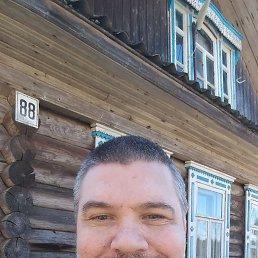 Андрей, 46 лет, Осташков