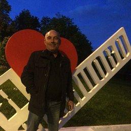 Юрий, 55 лет, Одинцово